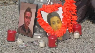 3 Louisville teens remembered 1 year after fatal train crash