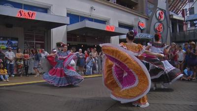 Cinco de Mayo celebration held Sunday at Fourth Street Live! ends Derby week festivities