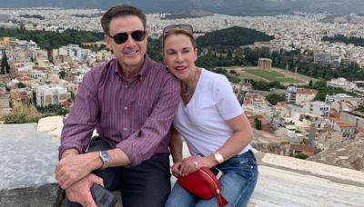 Rick Pitino in Greece