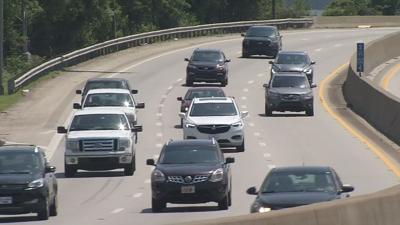 I-65 South in Louisville