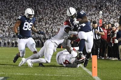 No. 4 Penn State beats Indiana 24-0 with strong defense