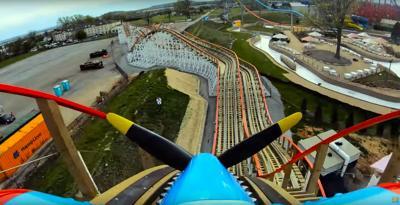 Kentucky Flyer (Kentucky Kingdom roller coaster)