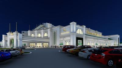 Churchill Downs announces $300M renovation project, including hotel and slot-like gaming facility