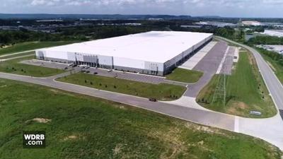 Walmart / Jet.com distribution center in Shepherdsville, Ky.