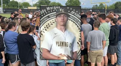 Buddy Morgan, Fleming County High School senior killed in a car crash in May 2021