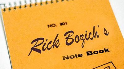 Rick Bozich