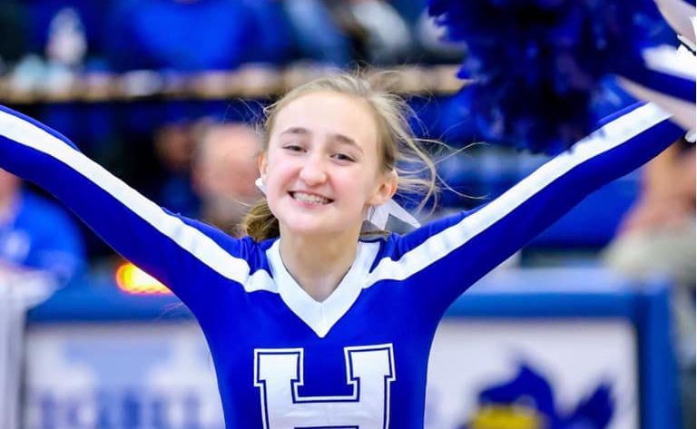 8th grader from northern Kentucky dies suddenly before cheer