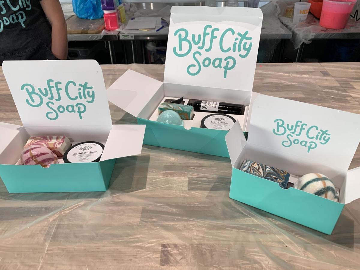 Buff City Soap - Hamburg Journal