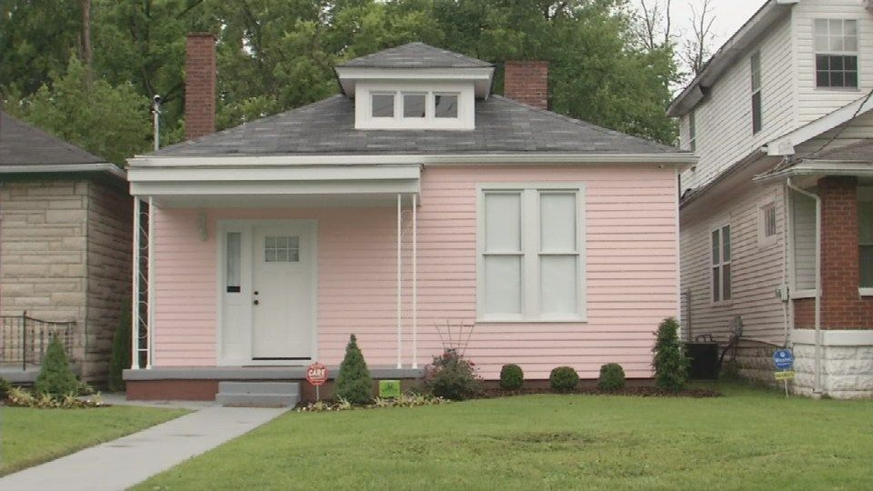 Muhammad Ali's boyhood home gets makeover, set to open Saturday