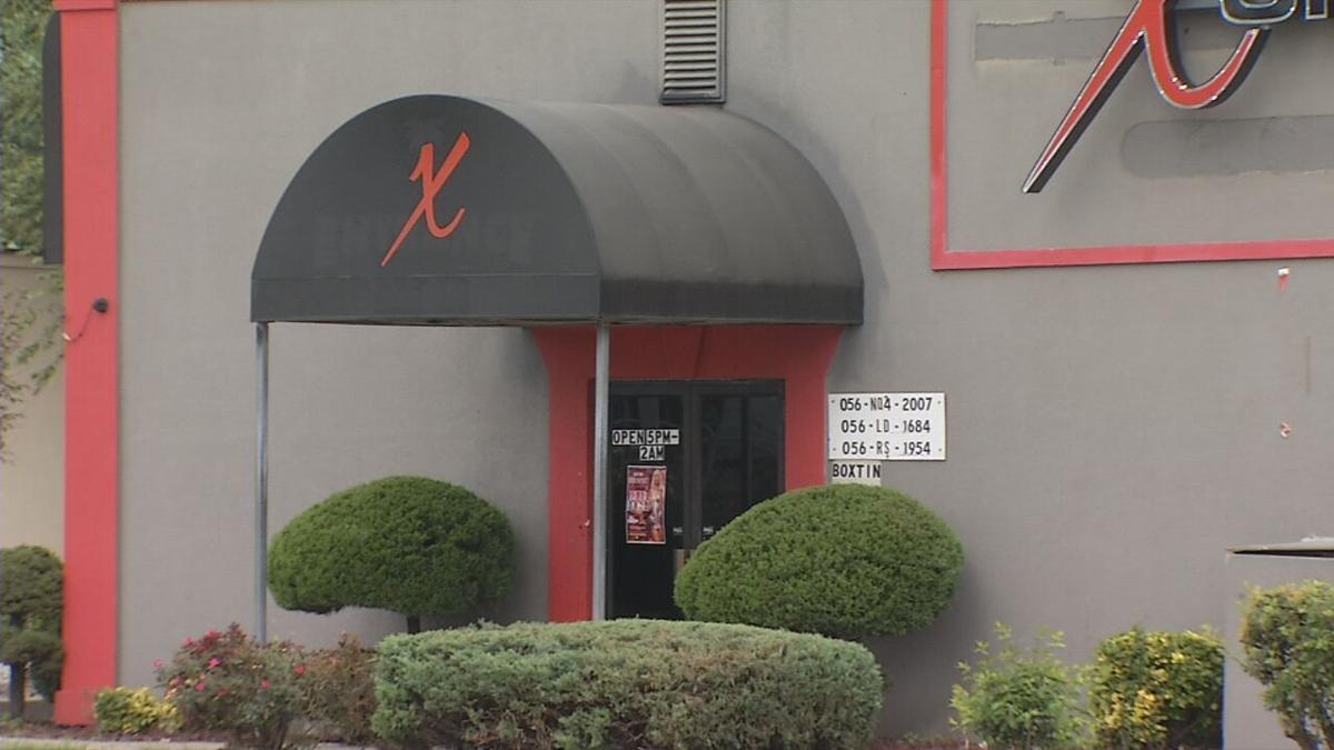 X-clusive Night Club on Seventh Street Road
