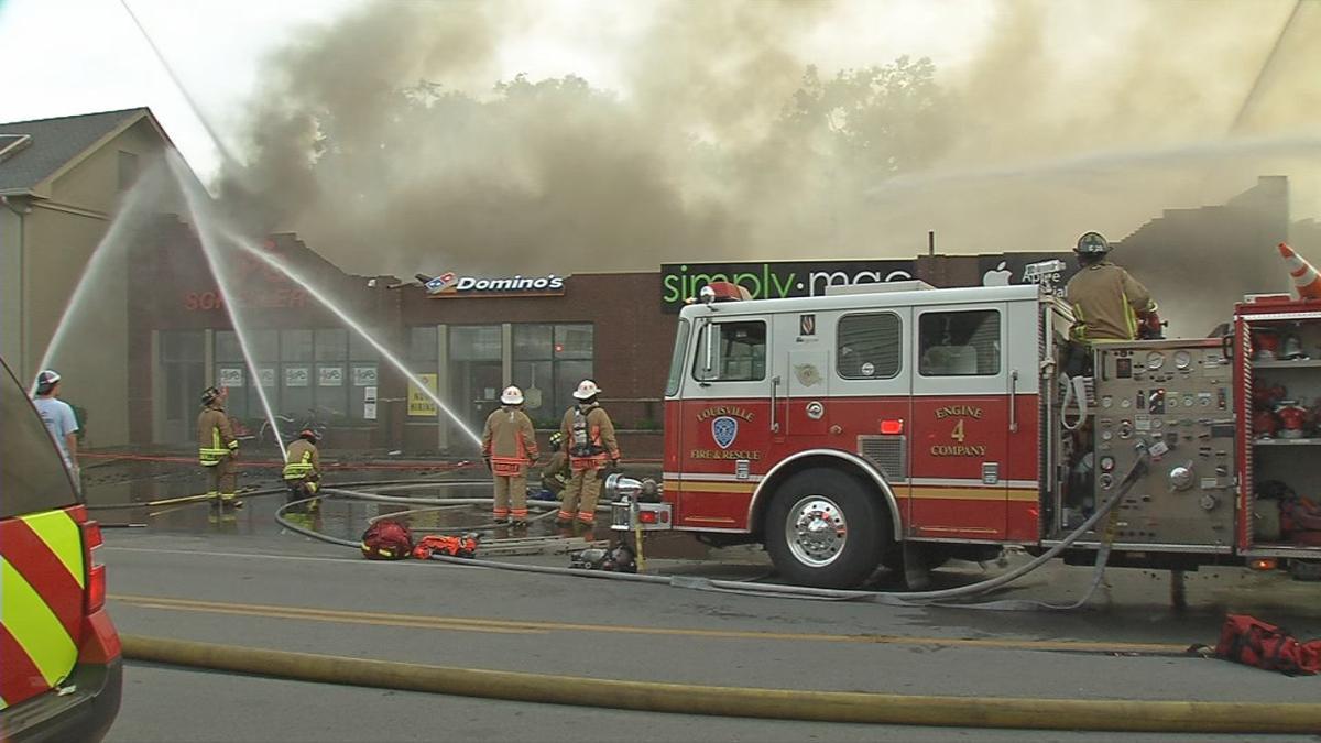 St. Matthews Fire