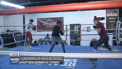 Louisville TKO Boxing teaches life lessons in the ring