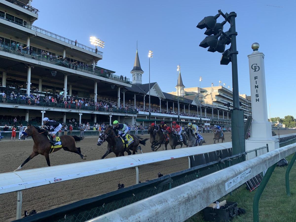 Kentucky Derby 2020 First Pass