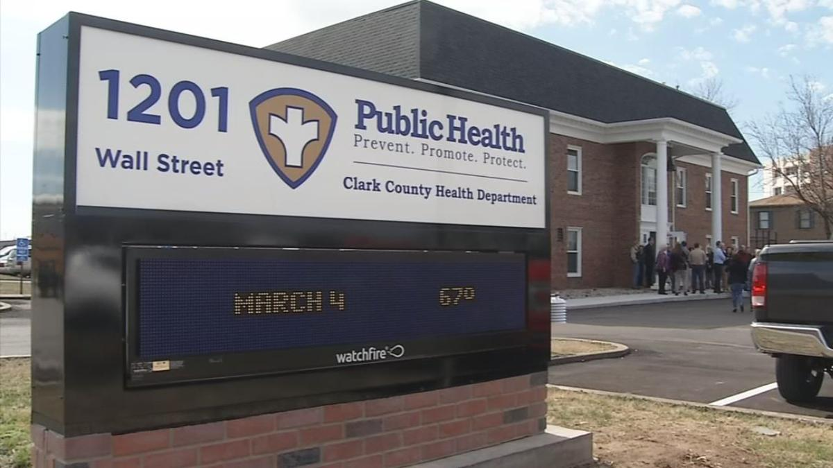 Clark County Health Department new facility