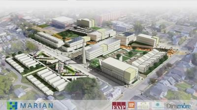 Urban Government Center redevelopment deal still moving forward, city says