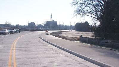 Realigned intersection at 18th and Broadway now open