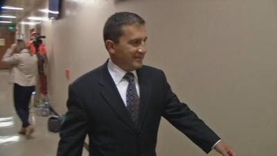 Testimony resumes in Floyd Co. prosecutor's hearing over handling of Camm case
