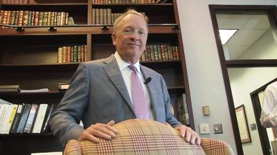 SUNDAY EDITION | A career 'fixer,' Greg Postel takes on biggest job yet at University of Louisville
