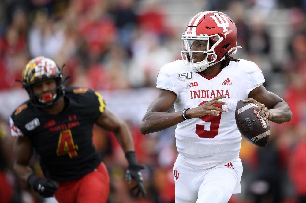 Indiana quarterback Michael Penix Jr.