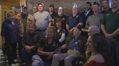 veteran 100th birthday