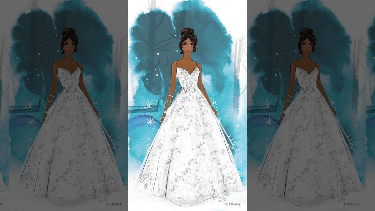 Disney Unveils Princess Inspired Wedding Dress Line Morning Wdrb Com