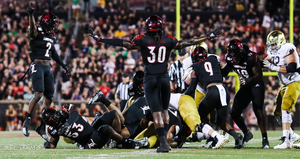 Louisville football defense