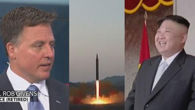 ROB GIVENS: War with North Korea increasingly likely; would be unlike anything since World War II