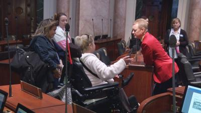 Rep. Al Gentry unveils caucus for the disabled