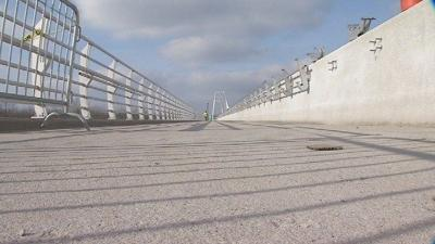 East End Bridge includes multi-use path for walkers, runners, cyclists