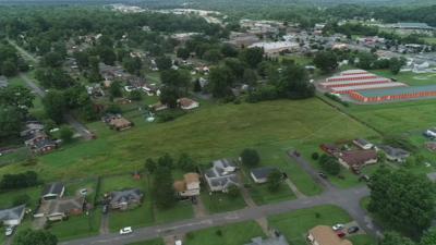 Plot of land donated for homeless veteran community