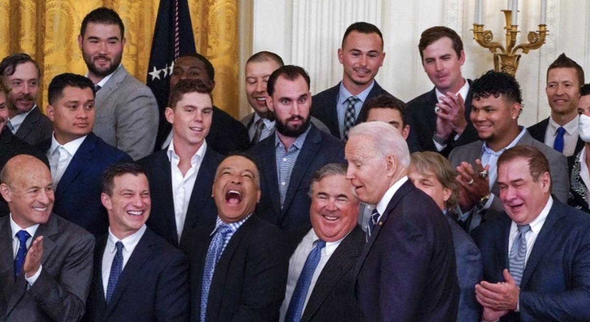 Will Smith White House