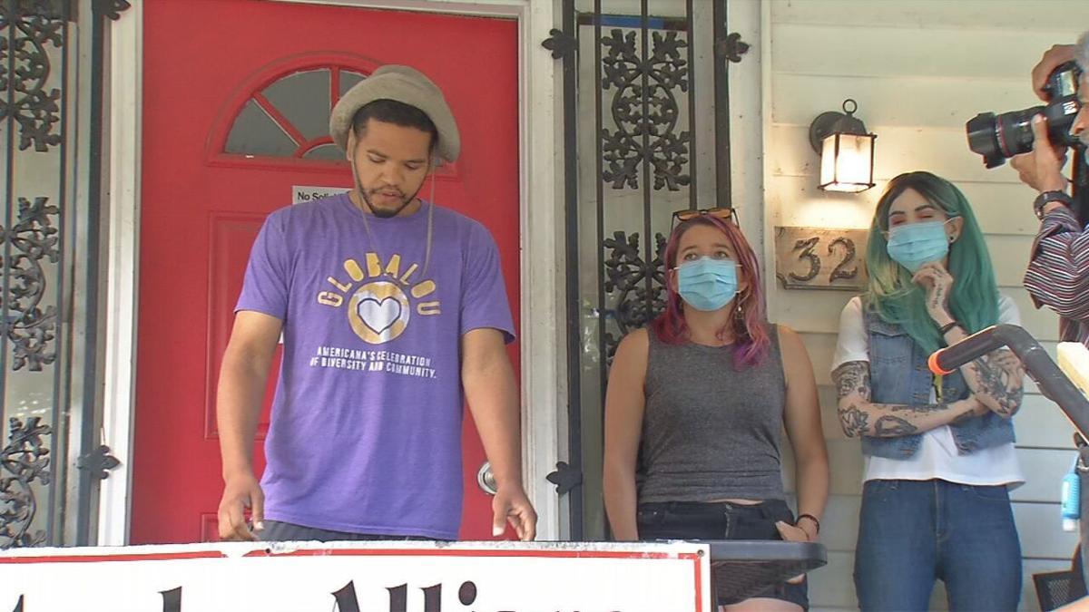 Breonna Taylor-Ky. Alliance-hunger strikers.jpeg
