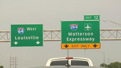 KYTC projects on almost all Louisville interstates to start over next 3 days