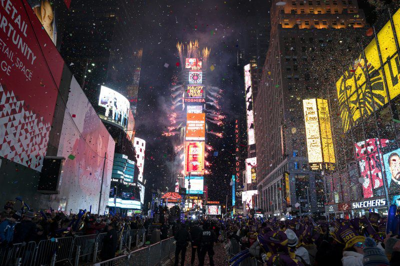 NYC - TIMES SQUARE - NEW YEARS EVE - AP FILE 2017.jpeg