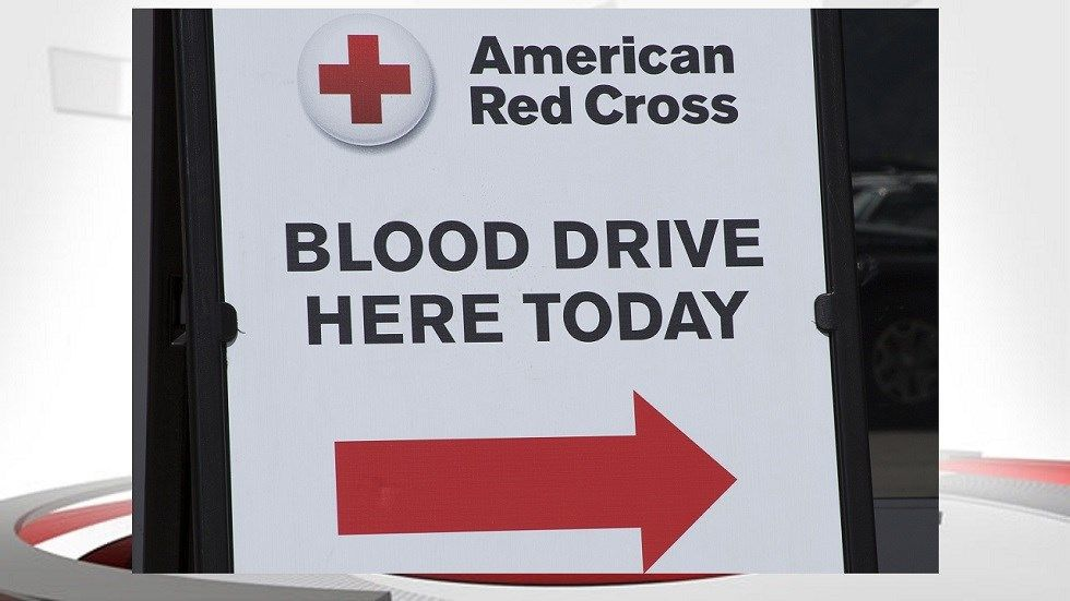 Red Cross asking for donations in face of emergency blood shortage