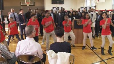 City leaders kick off 'Youth Violence Prevention Week'