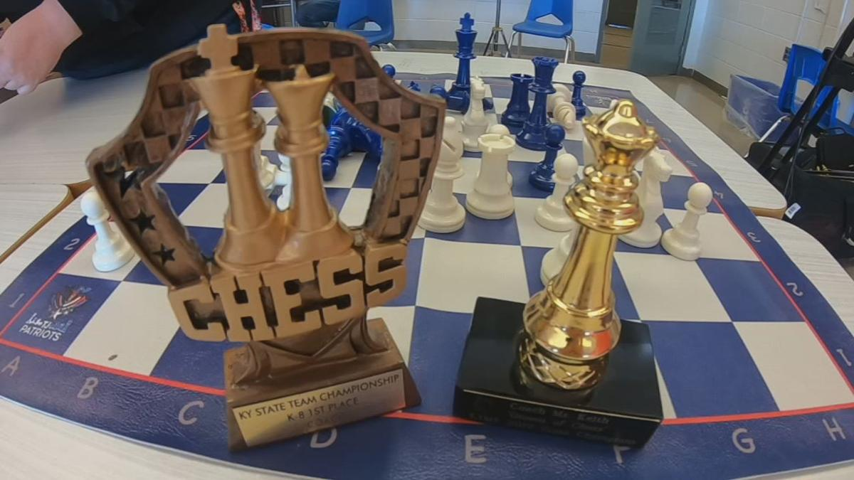 JCPS teacher impacts students with chess skills