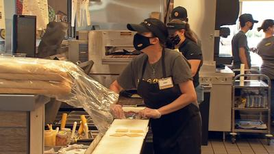 which wich sandwich new albany restaurant workers