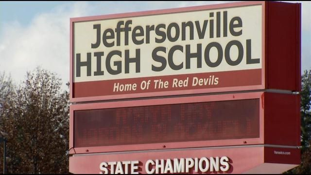 Jeffersonville High School girl's soccer team raising money to replace stolen funds