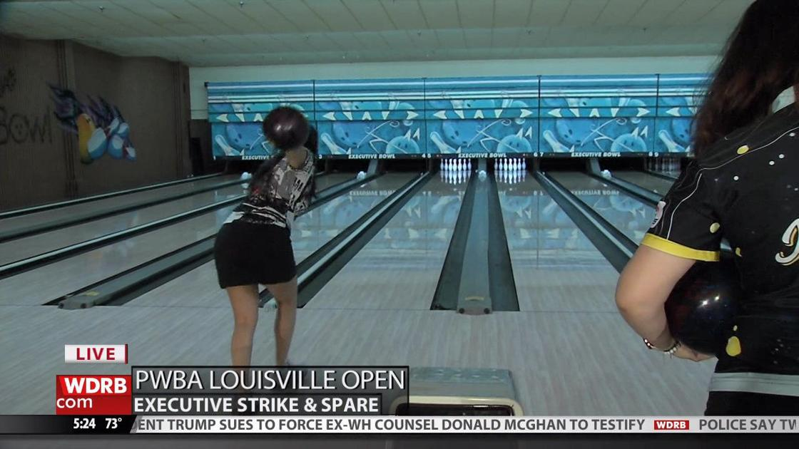 Professional women's bowling rolls into Louisville | Keith