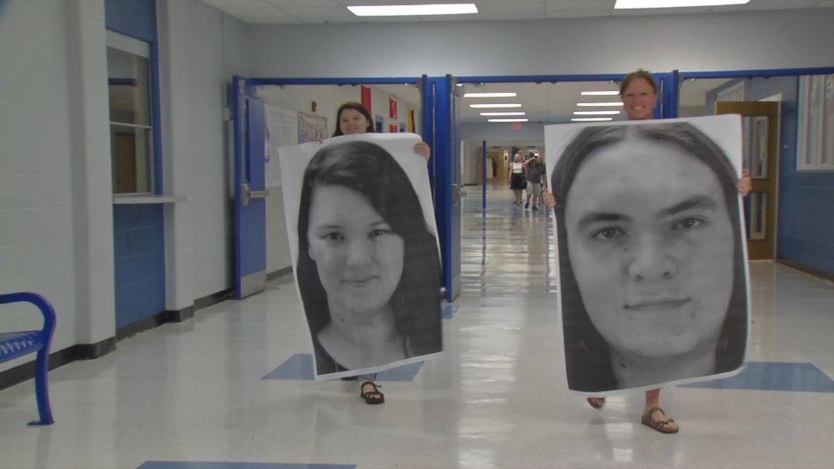 Humans of Oldham County High School project