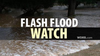 Flash Flood Watch Expanded Again