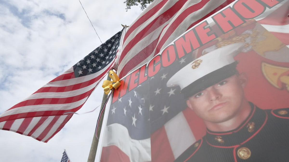 Welcome Home to Lance Cpl. Zachary Ferree