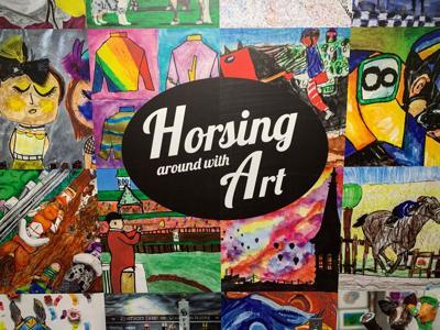 HORSING AROUND WITH ART.jpg