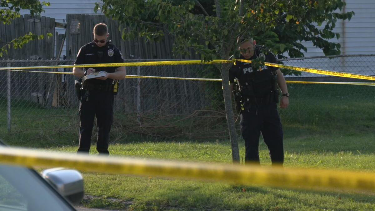 LMPD investigating Rowan Street shooting