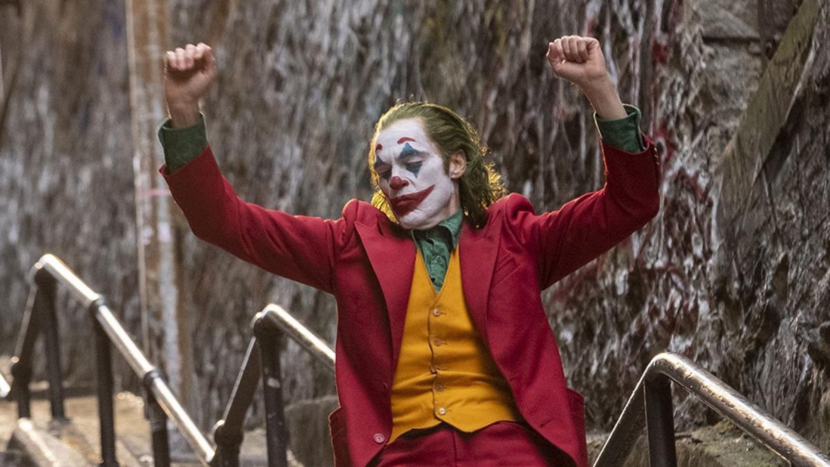 Scene from Joker Film
