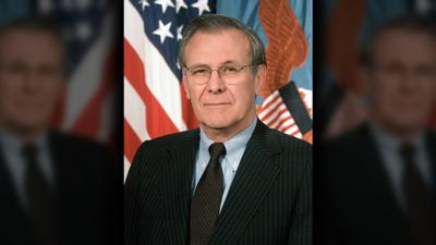Former defense secretary Donald Rumsfeld dies at 88: Architect of the Iraq war who served under Presidents George W. Bush and Gerald Ford passes away 'surrounded by family in New Mexico'