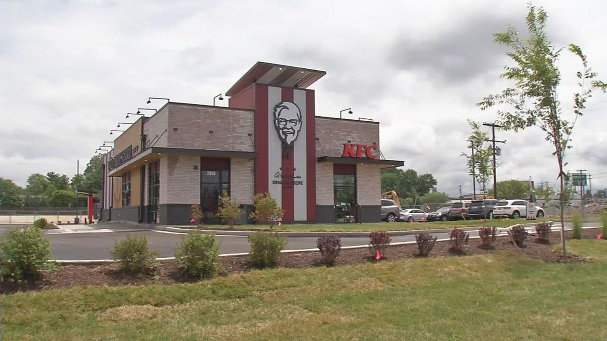 KFC Louisville flagship store 6-18-19