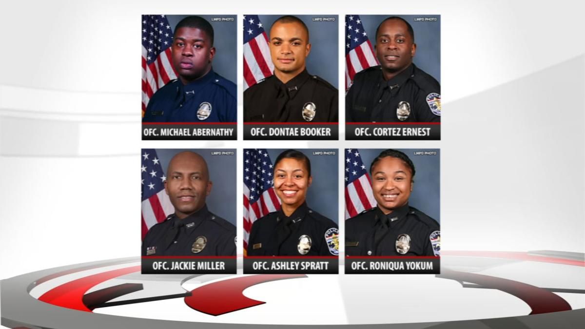 LMPD officers indicted on theft, engaging in organized crime charges