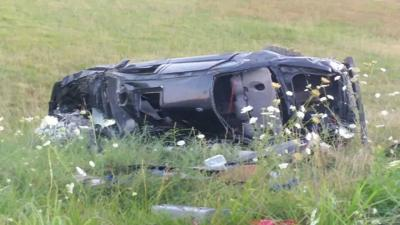Scott County Rollover Crash